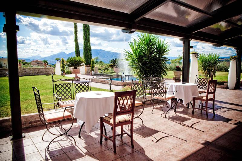 Villa San Lazzaro Offida Matrimonio